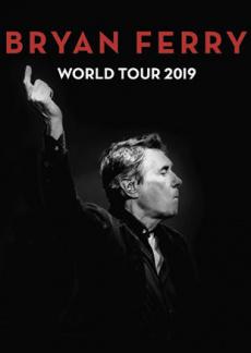 Bryan Ferry World Tour 2019 Tickets Eintrittskarten Myticketde