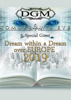 DGM & Tomorrow's Eve | myticket.de