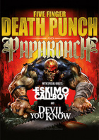 Five Finger Death Punch & Papa Roach