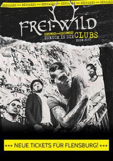 Freiwild Rivalen Und Rebellen Zurück In Die Clubs Tour 2019