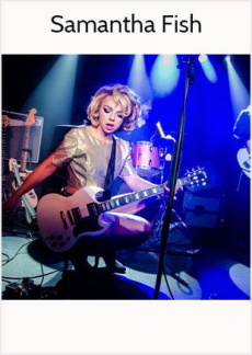Samantha Fish | myticket.de
