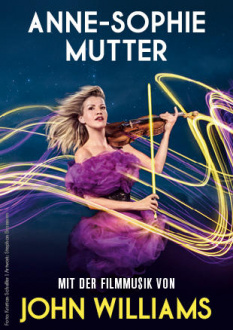 Anne-Sophie Mutter, ACROSS THE STARS Open Air