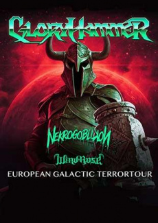 Gloryhammer + Nekrogoblikon + Wind Rose | myticket.de