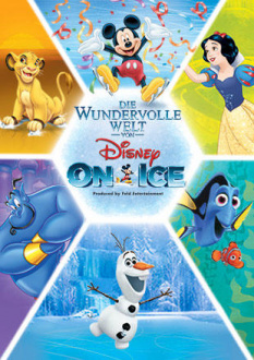 Disney On Ice, Die wundervolle Welt von Disney On Ice