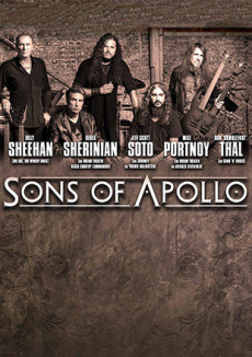 Sons of Apollo Image 1