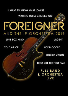 Foreigner | myticket.de