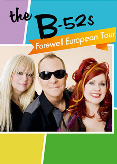 The B-52s | myticket.de