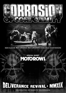 Corrosion of Conformity | myticket.de