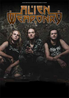 Alien Weaponry | myticket.de