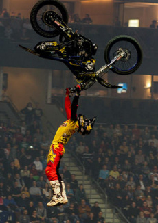 Night Of The Jumps Image 1