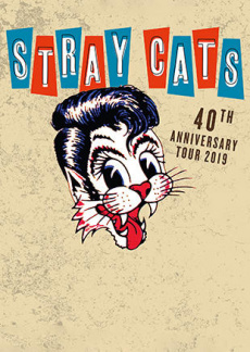 Stray Cats | myticket.de