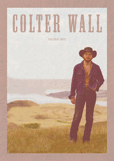 Colter Wall | myticket.de